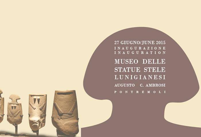 Museo delle Statue Stele, sabato 27 giugno l'apertura